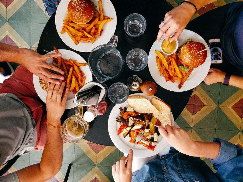 Casual dining restaurants saw 35 million more visitors than last year