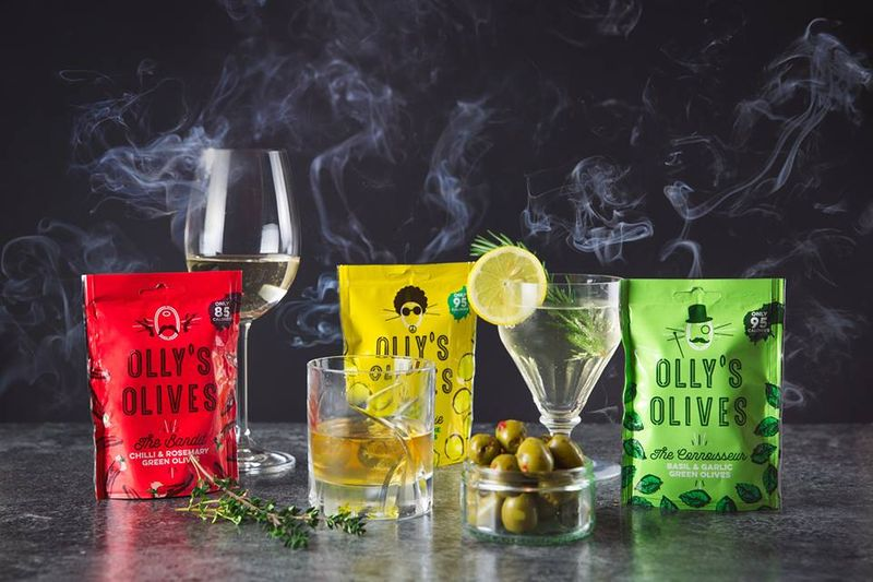 Seed funding for Olly's Olives