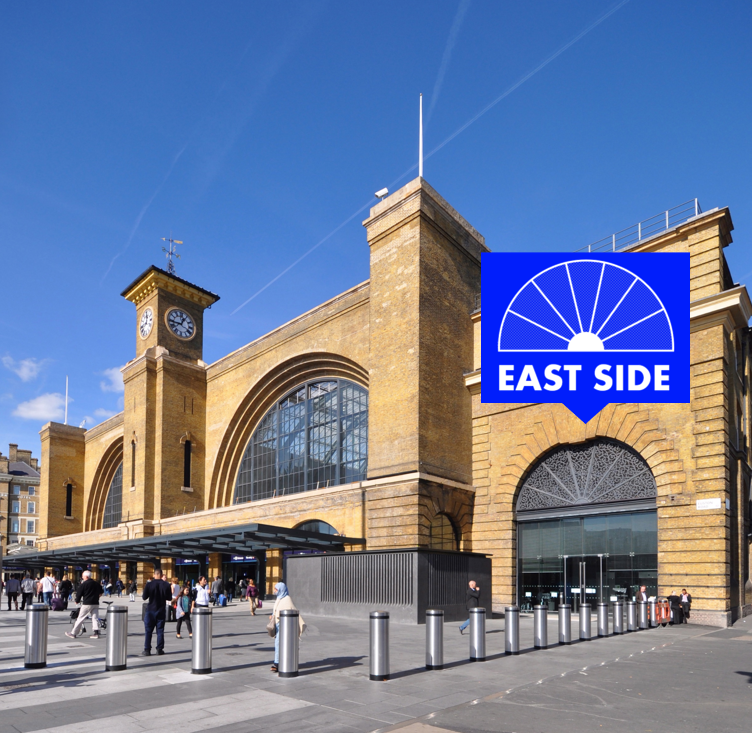 Find Kin Capital at East Side, Kings Cross, London