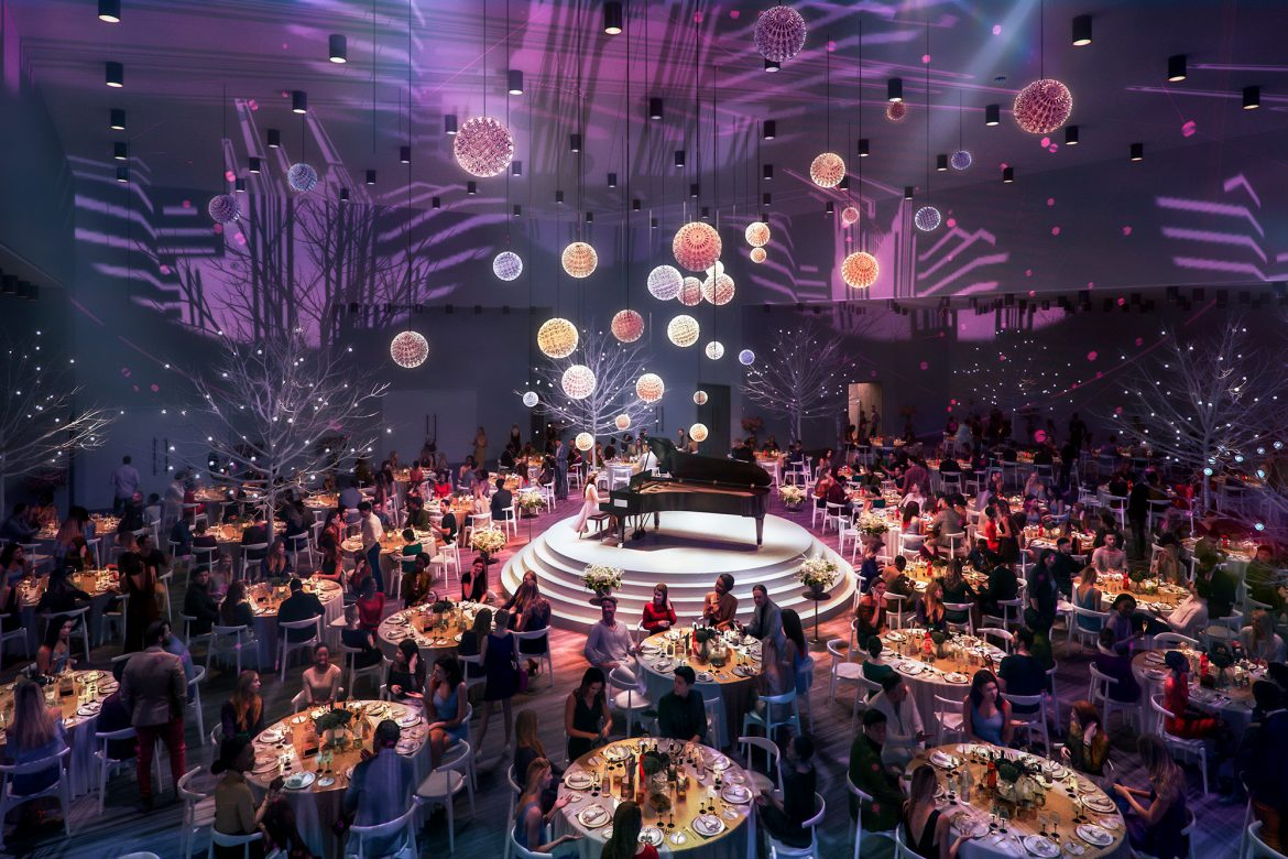 EIS company announces major contract to run events spaces at Battersea Power Station